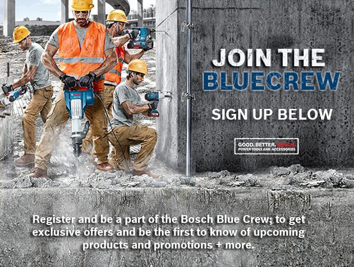 Bosch Banco Di Lavoro Bosch Junior : Join bosch blue crew