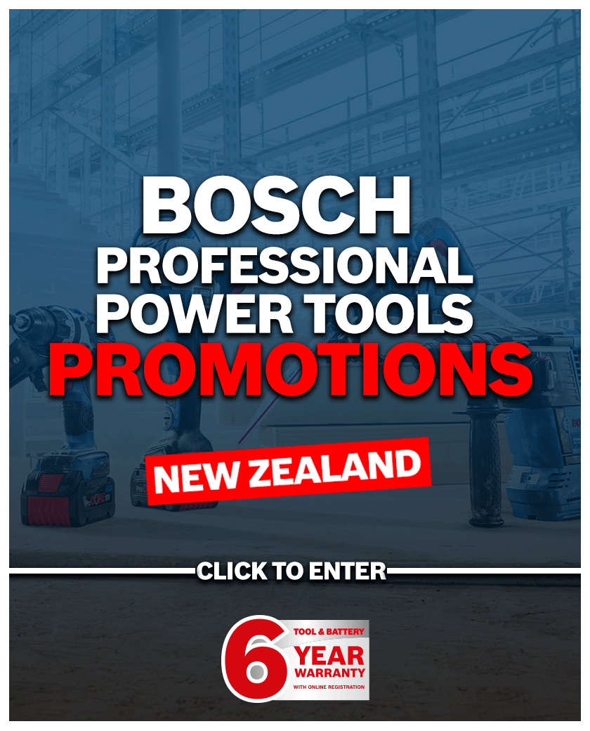 Bosch Blue Promotions